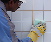 Tile Adhesives & Grouts Paint  in uae from CONMIX LIMITED