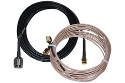 Isat Dock Active Antenna Cable Kit 6m from GLOBAL BEAM TELECOM