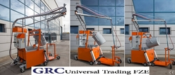 GRC MACHINE   from GRC UNIVERSAL TRADING FZE