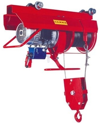 Electric Hoist Supplier in UAE from SPARK TECHNICAL SUPPLIES FZE