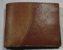 Leather wallets from G A M GARMENTS