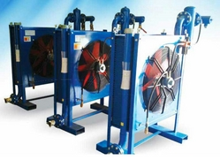 Air cooled after cooler suppliers in uae from POWERBLAST LLC