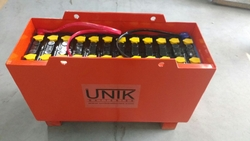 TRACTION FORKLIFT BATTERY 48 VOLT 216 AH from UNIK TECHNO SYSTEMS PVT LTD