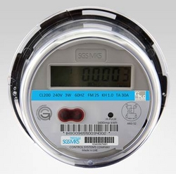 ANSI SMART PLC ENERGY METERS from SGS CONTROL SYSTEMS CO.