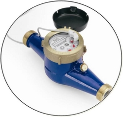 SMART PLC WATER METERS from SGS CONTROL SYSTEMS CO.