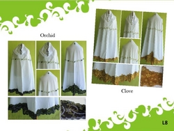 Praying dress from TIGA MUSLIMAH