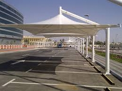 Car Park Shades UAE +971553866226 from BAIT AL MALAKI TENTS AND SHADES +971522124675