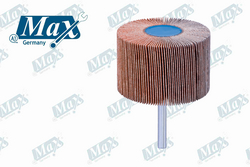 Abrasive Flap Wheel 80 40 mm with 80 Grit from A ONE TOOLS TRADING LLC