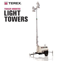 TEREX - TOWER LIGHTS from AL MAHROOS TRADING EST