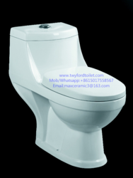 Washdown One-piece Toilet T803 from CHAOZHOU MAXCERAMIC SANITARY WARE FACTORY