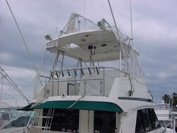 MARINE - BOAT HANDRAILS,cladding and ladders from EURO STEEL AND ALUMINIUM LLC