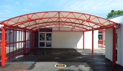 CANOPIES from EURO STEEL AND ALUMINIUM LLC