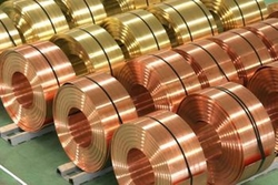 COPPER STRIP COIL from METAL AIDS INDIA