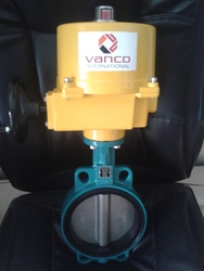 ACTUATED BALL VALVES, BUTTERFLY VALVES from BRIGHT FUTURE INT. SANITARYWARE TRADING