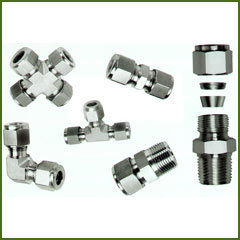 Instrumentation Fittings from EXCEL METAL & ENGG. INDUSTRIES