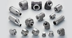ASTM A182 Alloy Steel Threaded Fittings from RENAISSANCE METAL CRAFT PVT. LTD.