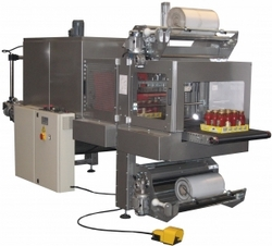 Sleeve Wrapping Machine from TOTAL PACKAGING SOLUTIONS FZC