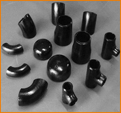 Carbon Steel Buttweld Fittings from RENINE METALLOYS