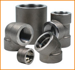 Carbon Steel Forged Fittings from RENINE METALLOYS