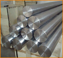 Carbon & Alloy Steel Round Bar from RENINE METALLOYS