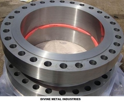 STAINLESS FLANGE ASTM A 182 F 304 / 316L from DIVINE METAL INDUSTRIES