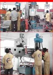 Industrial Machinery Supply & Service Provider from JEMS COMPANY W.L.L