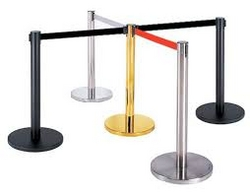 QUEUING BARRIER SYSTEM IN DUBAI  from BETTER CHOICE BUILDING MATERIAL TRD. LLC