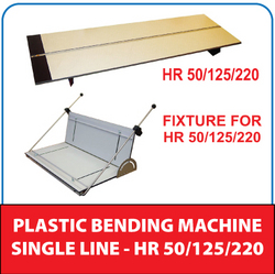 Plastic Bending Machine HR series Dubai  from MASONLITE SIGN SUPPLIES & EQUIPMENT