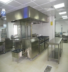 Kitchen Hood from