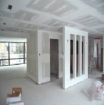 Gypsum Partition  from