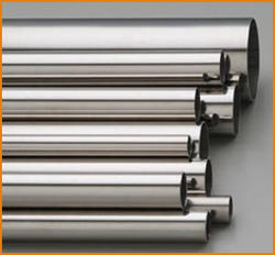 Stainless Steel Pipes from RENINE METALLOYS