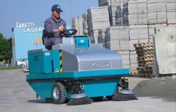 Industrial Sweepers from YES MACHINERY