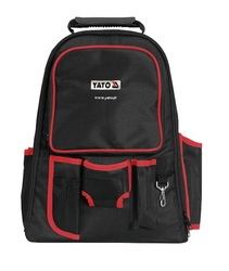 BACKPACK TOOL BAG CANVAS TYPE from GULF SAFETY EQUIPS TRADING LLC