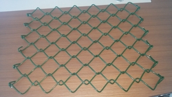 pvc coated fence/pvc fence from DOORS & SHADE SYSTEMS