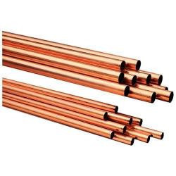 ASTM B111 UNS C71500 SMLS Tubes from CHOUDHARY PIPE FITTING CO,