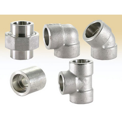 ASTM A182 F9 Forged Fittings from CHOUDHARY PIPE FITTING CO,