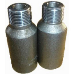 Con Swage Nipple NPT-SW from CHOUDHARY PIPE FITTING CO,