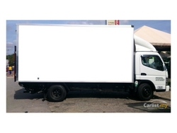 Covered pickup for rent in dubai from IDEA STAR PACKING MATERIALS TRADING LLC.
