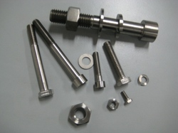 Titanium Fasteners from METAL TRADING CORPORATION