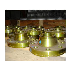 Titanium Flanges from METAL TRADING CORPORATION