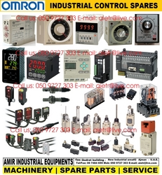 Omron Timer Limit switch Sensor in Dubai UAE from AMIR INDUSTRIAL EQUIPMENTS