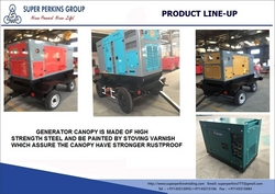 GENERATOR SUPPLIERS from SUPER PERKINS FACILITIES MANAGEMENT & SERVICES L