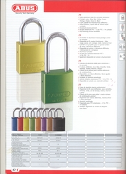 ABUS LOCKS Supplier in UAE from SADEEM BUILDING MATERIAL TRADING CO