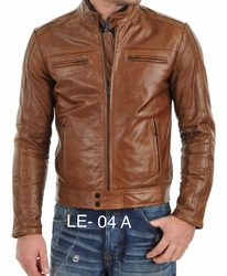 LEATHER JACKETS from G A M GARMENTS
