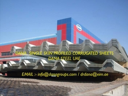 Corrugated steel sheet supplier in UAE from DANA GROUP UAE-INDIA-QATAR [WWW.DANAGROUPS.COM]