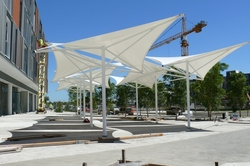 canopy manufacturer sharjah from APM SHADES