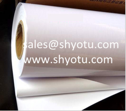 Print Vinyl Sticker for Vehicle Graphic Signs from YOTU TECHNOLOGY CO., LTD