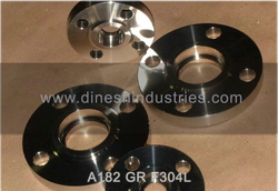 A182 gr F304L from DINESH INDUSTRIES