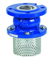 FOOT VALVE from BRIGHT FUTURE INT. SANITARYWARE TRADING