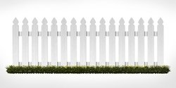 Picket fence from ROYAL FALCON EVENTS MANAGEMENT SERVICES LLC